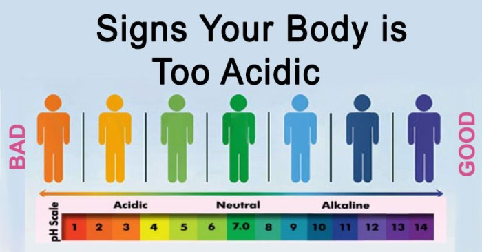 Why our Body needs to be Alkaline.